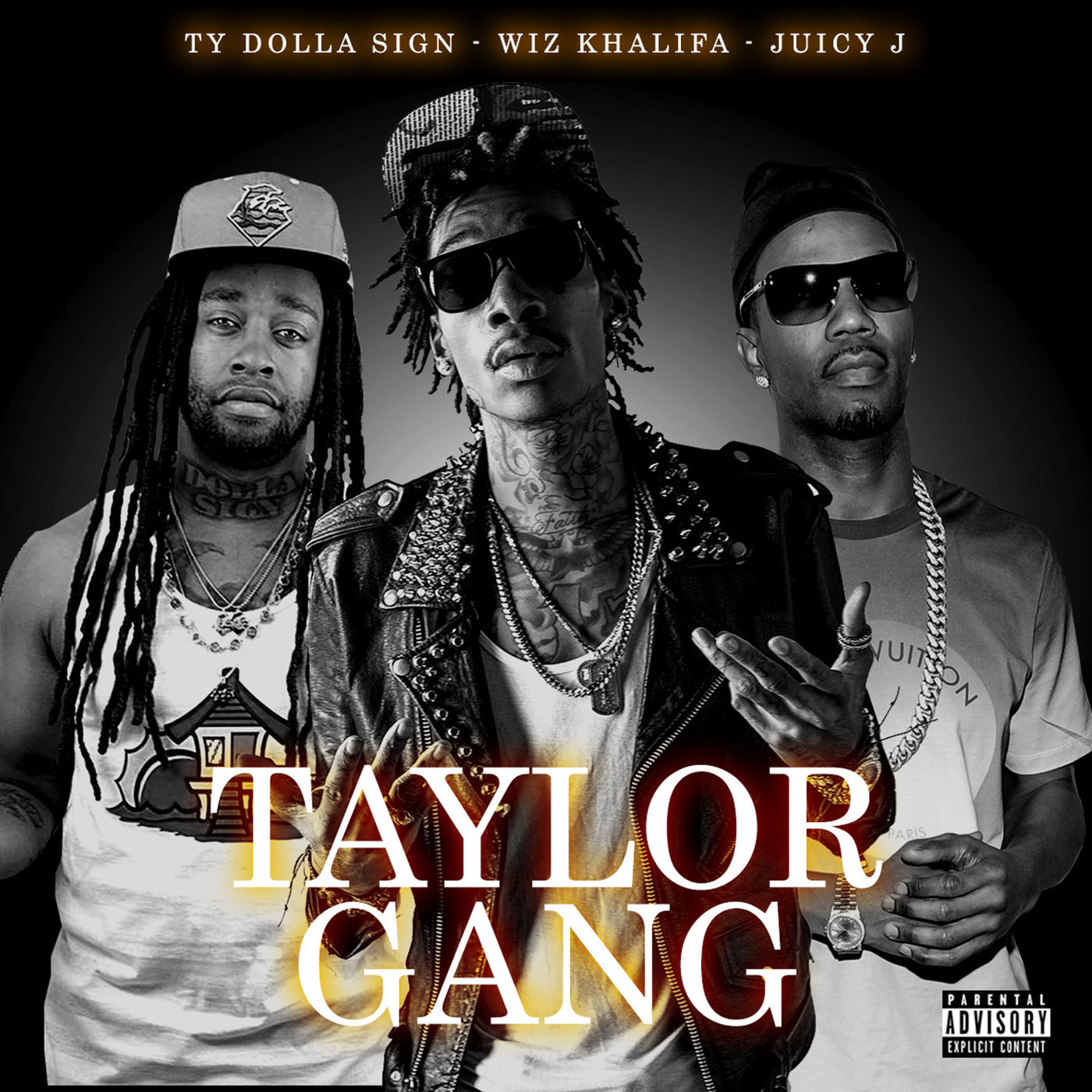 Cover Wiz Khalifa - Taylor Gang (Explicit) 2014